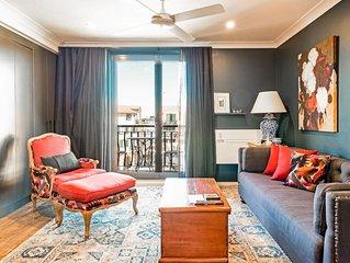 Modern 1 Bedroom Apartment In The Italian Forum