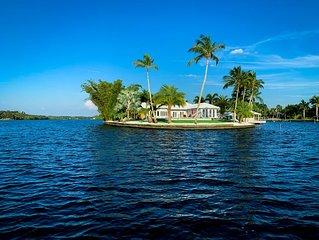 Grace River Island Resort - A QUIET Tropical Island