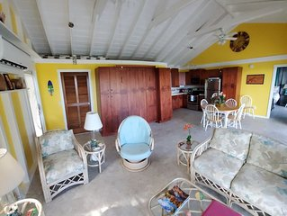 Coral Caribe Villa at Fish Bay - 1 Bedroom