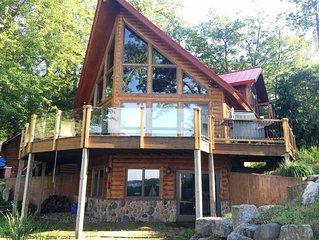 Watercress Cottage on Pentwater Lake