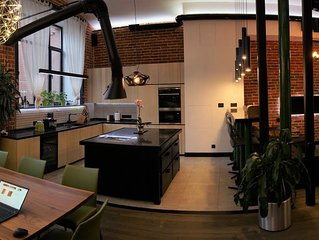 Red Square Loft in the center of Moscow