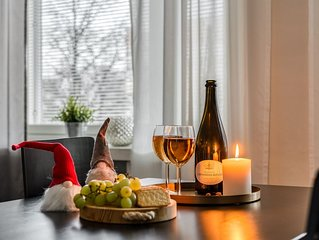 Cozy cityapartment! Fully equipped apartment in Pori city centre.