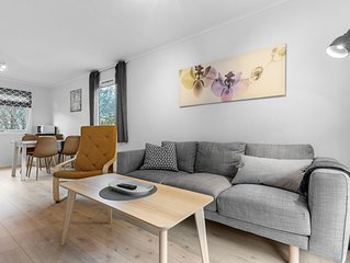 Nice holiday apartments in central Bergen