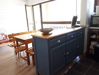Puy Saint Vincent 1400 : Appartement 2 chambres au calme