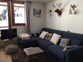 Bel appartement rénové 50m2 Avoriaz