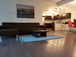 Gorgeous 1600 sf Premium Unit Plus 300sf Private Terrace