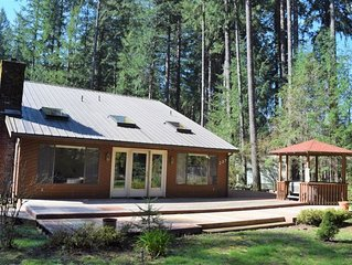 Hope's Cabin in Packwood!