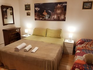Happy House intera casa a Catania con tutti i comfort