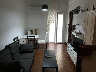 Appartamento centrale e tranquillo