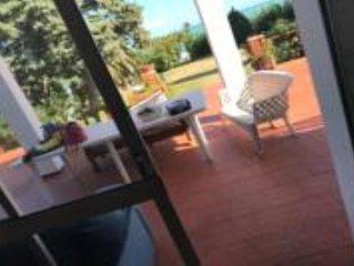 Appartamento al piano terra in Villa Stella Marina