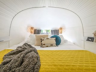 'The Green Stream' - Retro Airstream for 3