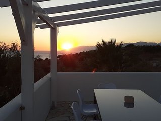 Neue Luxus-Villa mit Meerblick in erhöhter Alleinlage
