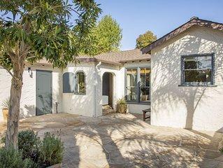 Super Clean, Classic Marin California Home.
