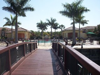 condo surrounded by beaches & golf courses