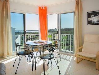 Wunderschönes Apartment mit Balkon, Aussicht und WLAN; in der Nähe traumhafter L