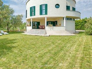 Beautiful property near the beach and Zadar City