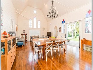 Find Peace and Serenity in this stunning converted church