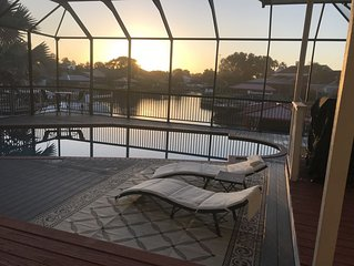 Villa Golf Island w/dock, Pool, Pool Table, Game Room and Gym