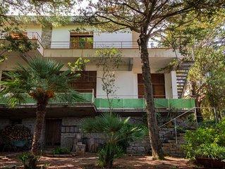 Moderne Ferienwohnung am Meer – Villa Verde Quadrilocale