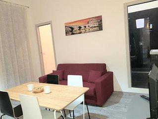 Luxury apartment Esquilino