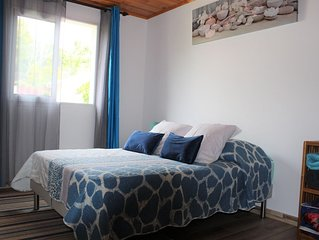 CASAMELIAS 3 'Maison 4 chambres avec jardin,parking à 5m du centre ville