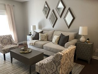 Newly Renovated and Fully Furnished One Bedroom Condo Convenient to UT