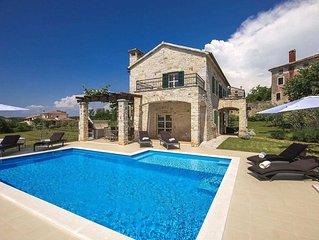 Ferienhaus Barat für 6 Personen mit 3 Schlafzimmern - Villa