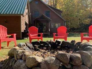 Adirondack Cabin - Moose River & Old Forge Getaway