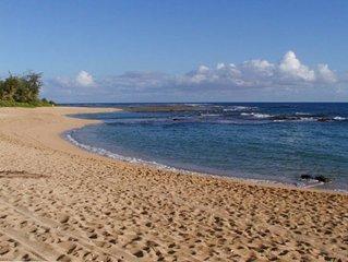 Beach Front - House by the Sea Shore -' Hale Kahakai'