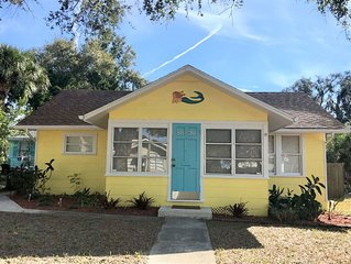 Renovated Cottage! Historical downtown area.  Feb. 7-Apr. 24, 2021 Available!