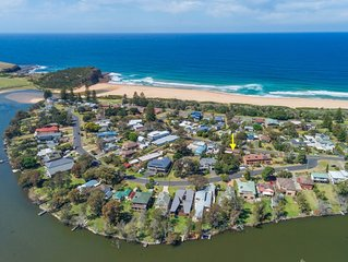 TREETOPS AT WERRI BEACH, Gerringong - 4pm Check Out on Sundays!