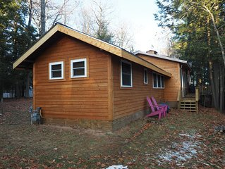 Full availability for Thanksgiving, Christmas, Snowmobiling, Winter Sports!!!!!!