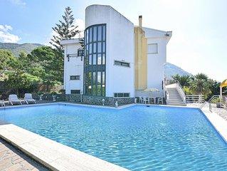 5 Zimmer Unterkunft in Praia a Mare