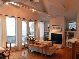 Beautiful Lake Michigan Cottage-open all winter!