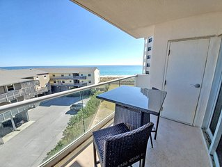 Life is Better with Sand Between Your Toes! Amazing Views! Gulf Front Condo