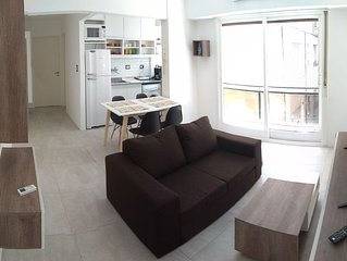 Ideal One Bedroom Apartment in Recoleta, Buenos Aires best area!