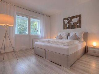 ★ Ideales 60m2 #StayHome Apartment mit WLAN & Netflix ★