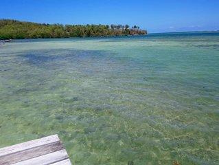 Charmante Villa 3 etoiles a 30m de la mer  entierement equipee .