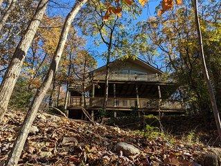 Massanutten Fall Refuge > Time with Family, Shuffleboard, Mountain Views, Nature