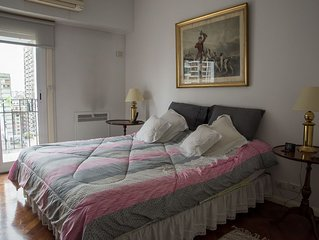 Quiet and safe apartment in Recoleta