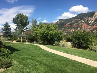 Beautiful views, North Durango Condo