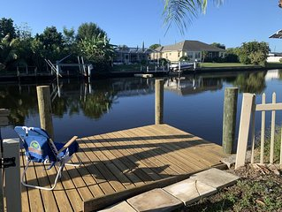 Waterfront Living in Port Charlotte FL
