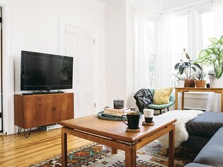 Bright, Open Apartment on Providence's West End