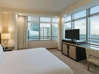 ★ Miami Brickell Lux 29th Floor Oceanview 2 Bed Condo by Rosval Rentals