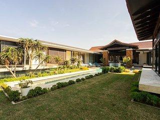 Ocean View family Villa