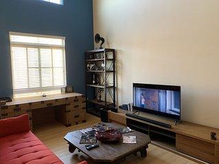 Irvine Spectrum penthouse-loft