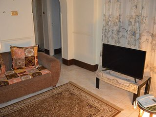 Apartment in Heart of Cairo (Private Room)
