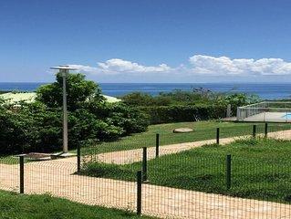 Joli appart avec vue sur mer et accès plage à pied