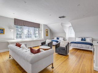 French Consulate Mansion/ 5BR Sleeps 12/Downtown