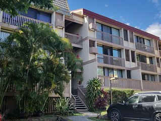 2 bed condo on 2nd floor, in secured paradise close to beach with Lifeguards